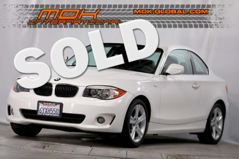 2013 BMW 128i - Navigation - Tech pkg in Los Angeles