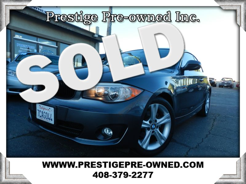 2013 BMW 128i   in Campbell CA