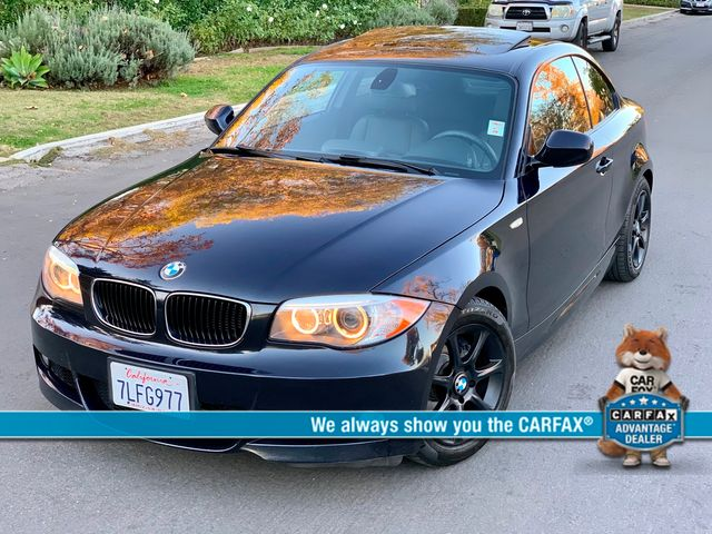 2013 BMW 128i SPORTS PKG NAVIGATION MANUAL SERVICE RECORDS NEW TIRES