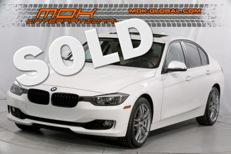 2013 BMW 328i - Navigation - Had up display - 18