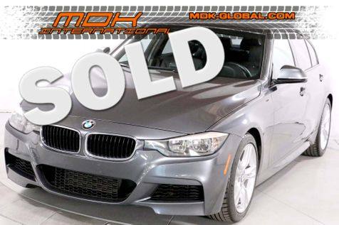 2013 BMW 328i - M Sport pkg - Rear spoiler in Los Angeles