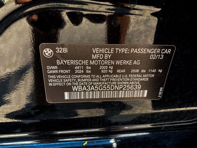 2013 BMW 328i 328i Madison, NC 38