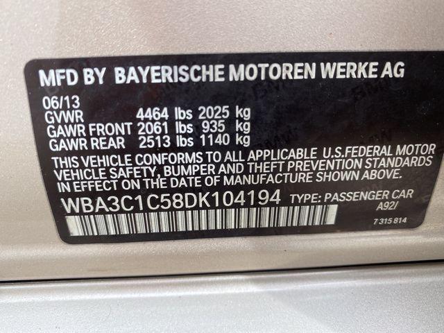 2013 BMW 328i 328i Madison, NC 43