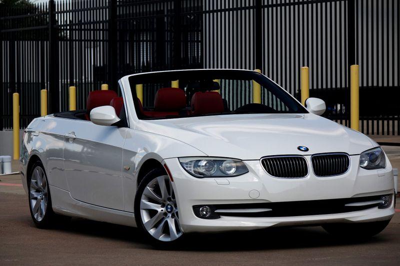 2013 BMW 328i Only 61 k Mi* Auto* Red Leather* EZ Finance** | Plano, TX | Carrick's Autos in Plano TX