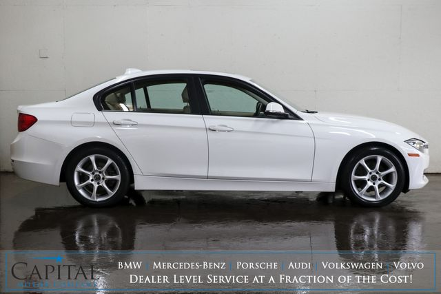 2013 BMW 328xi xDrive AWD Luxury Car w/Navigation, Backup Cam, Heated F/R Seats & Bluetooth Audio in Eau Claire, Wisconsin 54703
