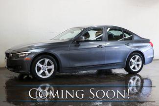 2013 BMW 328xi xDrive AWD Sport Sedan w/Moonroof, Heated Seats, Keyless Start & Bluetooth Audio in Eau Claire, Wisconsin 54703
