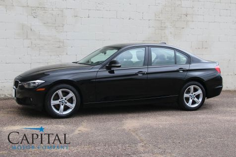 2013 BMW 328xi xDrive AWD Turbo w/Heated Seats, Moonroof & Bluetooth Audio/Phone Connection in Eau Claire