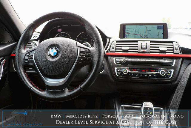 2013 BMW 328xi xDrive AWD w/Sport Pkg, Nav, Heated Seats, Moonroof, BT Audio & Gets 33MPG in Eau Claire, Wisconsin 54703