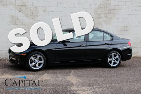 2013 BMW 328xi xDrive AWD with Heated Front/Rear Seats, Heated Steering Wheel, Backup Cam & Comfort Access in Eau Claire