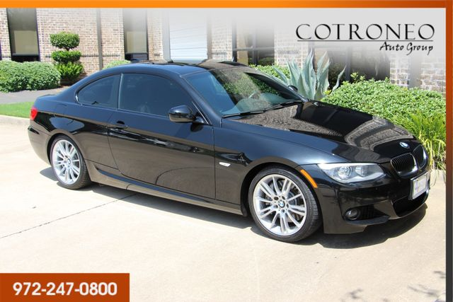 2013 BMW 335i Coupe M Sport