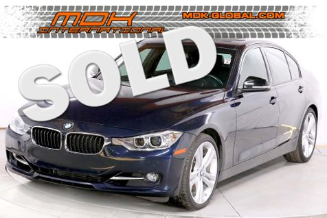 2013 BMW 335i - Sport Line pkg - Manual - Navigation in Los Angeles