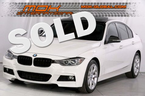 2013 BMW 335i - Navigation - Upgraded M Sport bumpers in Los Angeles