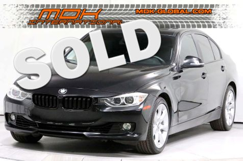 2013 BMW 335i - Navigation - Premium pkg - Service Records in Los Angeles
