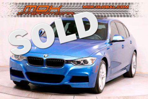 2013 BMW 335i - M Sport - MANUAL - Tech Pkg - H/K Sound in Los Angeles