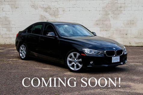 2013 BMW 335xi xDrive AWD Luxury Sports Car w/Navigation Head-Up Display Heated Seats & Harman/Kardon Audio in Eau Claire
