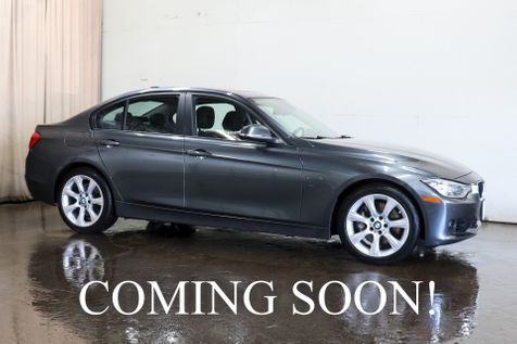 2013 BMW 335xi xDrive AWD w/Navigation, Backup Cam, Head-Up Display, Heated Seats & Bluetooth Audio in Eau Claire