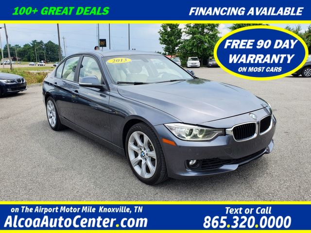 2013 BMW 335i xDrive Premium 6-Speed Manual Transmission