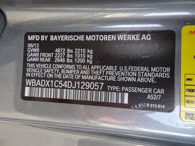 2013 BMW 335is 335is Madison, NC 49