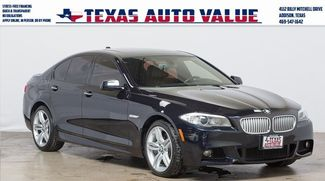 2013 BMW 5 Series 550i xDrive in Addison TX, 75001