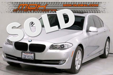 2013 BMW 528i - Nav - Back up cam - Prior CPO  in Los Angeles