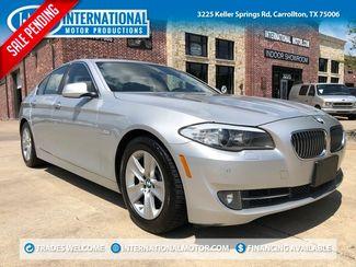 2013 BMW 528i 528i *ONE OWNER* HEADS UP DISPLAY - NAV in Carrollton, TX 75006
