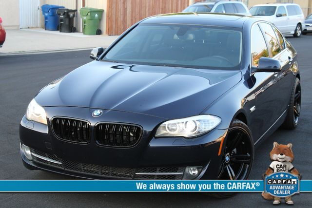 2013 BMW 528i SPORT PKG 81K MLS NAVIGATION SERVICE RECORDS