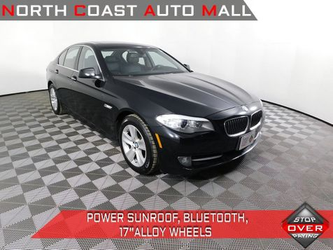2013 BMW 528i xDrive 528i xDrive in Cleveland, Ohio