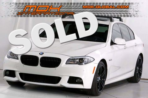 2013 BMW 535i - M SPORT pkg - Navigation - Back up camera in Los Angeles