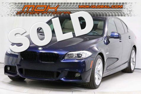 2013 BMW 535i - M Sport - Tech Pkg - Premium Pkg - Comfort Seats in Los Angeles
