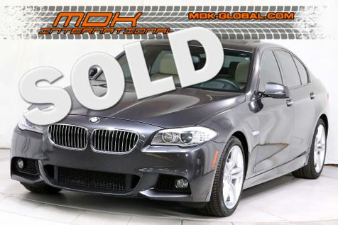 2013 BMW 535i - M Sport - Premium - Tech pkg in Los Angeles
