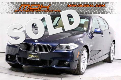 2013 BMW 535i - M Sport - Premium - Navigation in Los Angeles