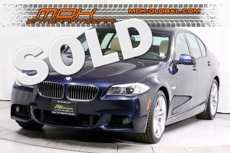 2013 BMW 535i - M Sport - Premium - Navigation  city California  MDK International  in Los Angeles, California