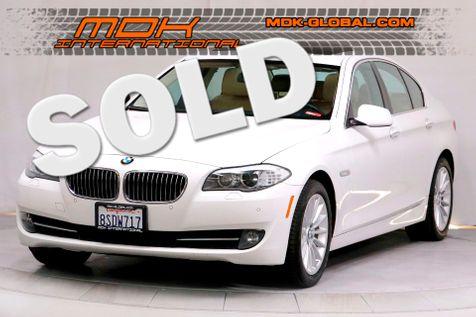 2013 BMW 535i - Premium - Tech pkg - Navigation - HUD in Los Angeles