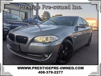 2013 BMW 535i ((**ORIGINAL MSRP $62,095**))  in Campbell CA