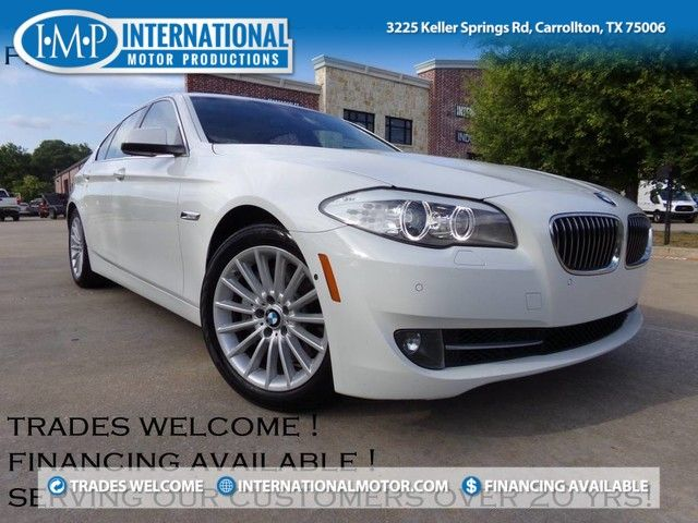 2013 BMW 535i 535i ONE OWNER