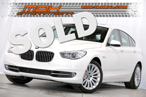 2013 BMW 535i Gran Turismo - Navigation - Head up display - Cameras in Los Angeles