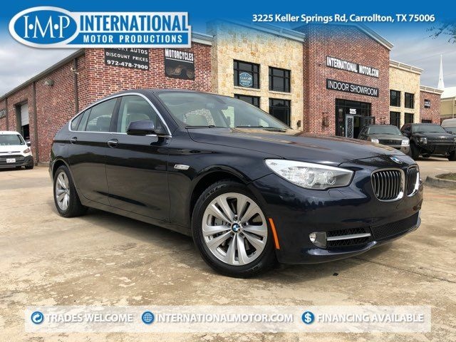 2013 BMW 535i Gran Turismo NAV-Heads Up Display- Pano Roof