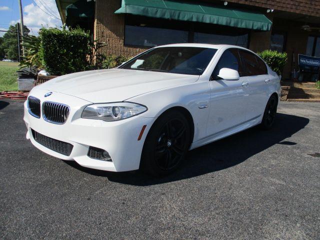 2013 BMW 535i M Sport package