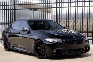 2013 BMW 535i M Sport* Niche Wheels* Black Beauty* EZ Finance** | Plano, TX | Carrick's Autos in Plano TX