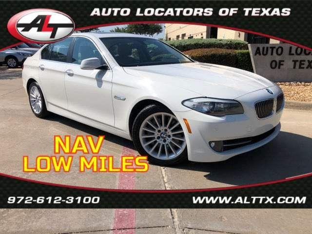 2013 BMW 535i 535i in Plano, TX 75093