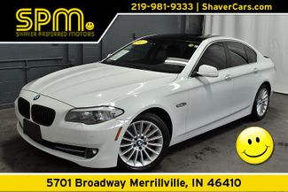 2013 BMW 535i xDrive 4d Sedan 535i xDrive in Merrillville, IN 46410