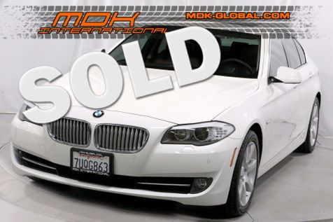 2013 BMW 550i - Comfort seats - Only 25K miles in Los Angeles