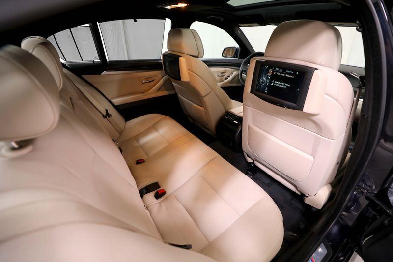 2013 BMW 550i - M Sport - Rear DVD - Executive pkg  city California  MDK International  in Los Angeles, California