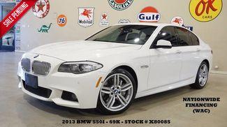 2013 BMW 550i HUD,ROOF,NAV,S&TOP CAM,HTD/COOL LTH,B&O SYS,M S... in Carrollton TX, 75006