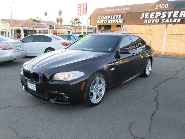 2013 BMW 550i M Sport Sedan in Costa Mesa California, 92627