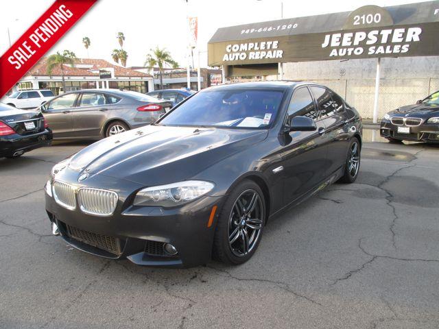 2013 BMW 550i M Sport in Costa Mesa California, 92627