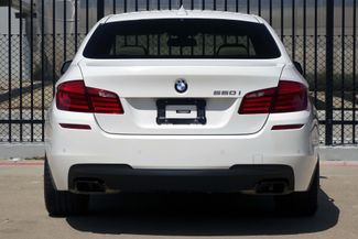 2013 BMW 550i M-SPORT * Executive Pkg * LUX SEATING * Heads-Up Plano, Texas 7