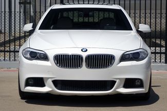 2013 BMW 550i M-SPORT * Executive Pkg * LUX SEATING * Heads-Up Plano, Texas 6