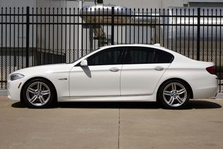 2013 BMW 550i M-SPORT * Executive Pkg * LUX SEATING * Heads-Up Plano, Texas 3