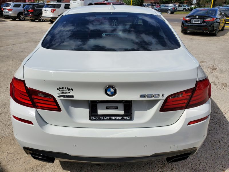 2013 BMW 550i xDrive   Brownsville TX  English Motors  in Brownsville, TX